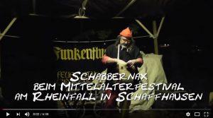 Schabbernax der Zauberer in Schaffhausen